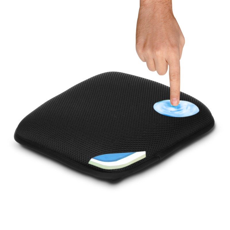 Tourtecs Gel Pad And Seat Cushion For Your Motorcycle