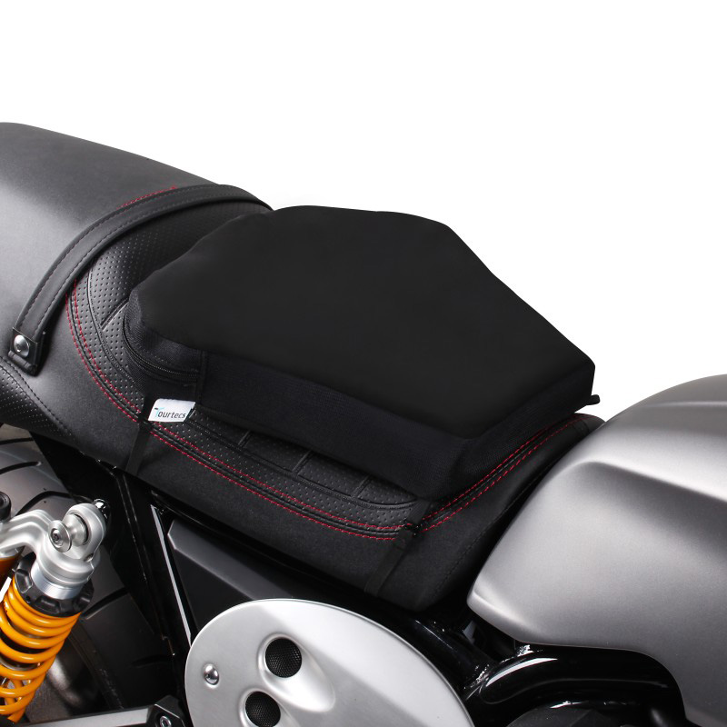 gel seat cover for motorcycle velcromag. Black Bedroom Furniture Sets. Home Design Ideas
